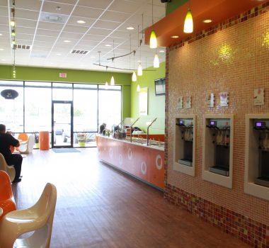 photo: inside shop in the Sulphur Retail Center