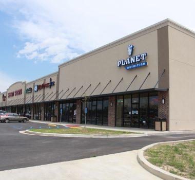 photo: Sulphur Retail Center